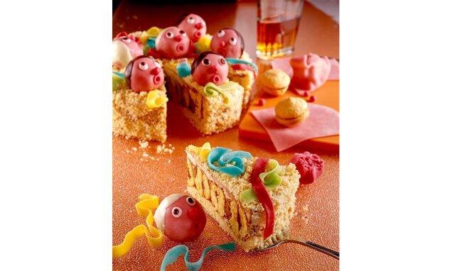 Детска парти торта